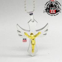 Jesus cross jesus cross hiphop bling pendant hiphop necklace pendant