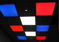 Fish fillets integrated ceiling led flat panel lighting lamp long panel lights