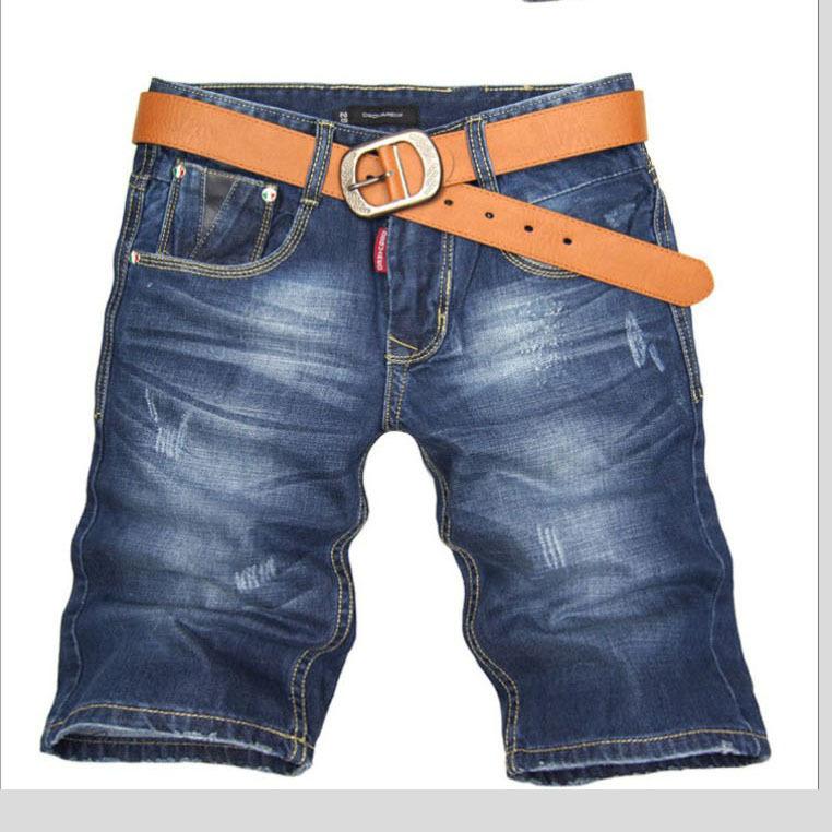 Как сделать мужские бриджи из джинс своими руками мужские