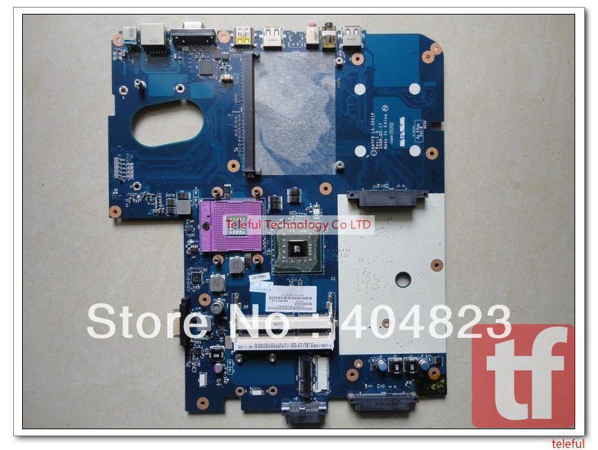La placa base para gateway ms2285 nv53 nv54 48.4bu02.01m no- integrado