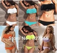 2013 Brand new lady sexy Bikini holidays beach swimwear for women swimsuit  newest style free shipping