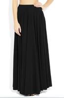 European and American Wind 2013 summer ladies solid color bust skirt / big skirt / skirt / beach skirt