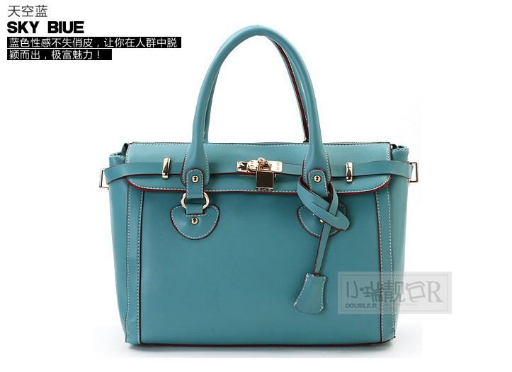 summer bags women discount PU leather handbag high quality shoulder bags messenger for grils(China (Mainland))