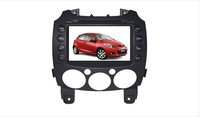 MAZDA 2 special dvd car gps navigator one piece machine