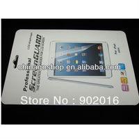 10pcs free shipping High clear screen protector for ipad mini