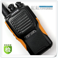 Professional walkie talkie batphone a pair of bf-658 earphones hand-sets walkie talkie