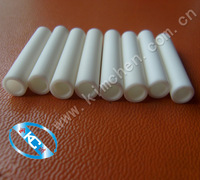 Alumina ceramic tube (Ceramic pipe ) OD:6.0 ID:3.8 Length:285mm