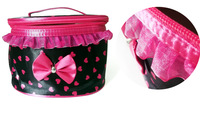 2013 Hot sale lady cosmetic bags,make up bags woman,collection bags,7pcs/lot,fee shipping,excellent quality!TM-010