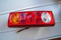 Benz truck taillight