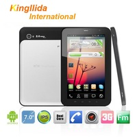 "Freelander PD10 Typhoon Android 4.0 tablet pc 7"" IPS Capacitive Screen MTK6577 4GB ROM 3G GPS WIFI FM"