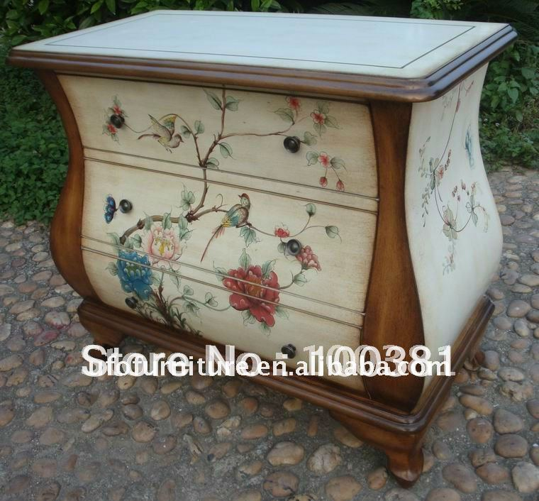 3-drawer TV cabinet(China (Mainland))