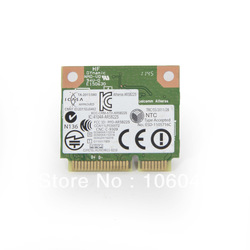 Atheros AR5B225 WIFI Wireless Bluetooth 4.0 Half MINI PCI-E Card Exceed 6235(China (Mainland))