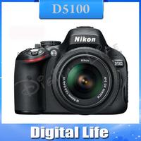Nikon D5100 kit with Nikon 18-55mm VR Lens Digital SLR Cameras