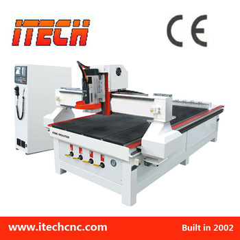 2013 Convenient and Efficient wood processing cnc router machine ITM1325