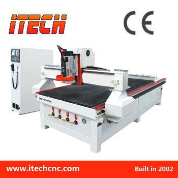 2013 Convenient and Efficient wood processing cnc router machine ITM1325