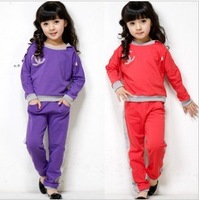 2014 Spring kids set girls leisure sports jacket discount $ 18.9 Free Shipping