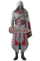 Cheap Custom-made Assassin's Creed: Brotherhood Ezio Cosplay Costume Anime Clothing