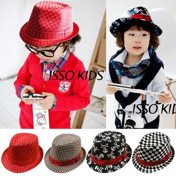 Male female child jazz hat
