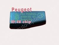 original 10pcs Peugeot ID46 chip transponder chip,Peugeot transponder chips ID46,blank auto chip,PCF7936AS car chips for Peugeot