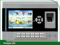 Fingerprint Time Attendance OTA750 TCP/IP Biometric Time Recorder Clock System NEW UPGRADE SDK with USB