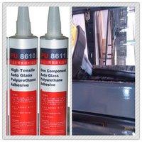 High strength pu adhesive for windshield / windscree