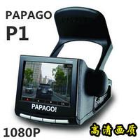 Papago ! p1 driving recorder hd night vision mini 1080p