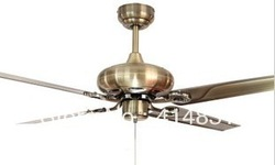 48 lamp ceiling fan electric fan antique ceiling fan ceiling fan with light fashion brief mds8390(China (Mainland))