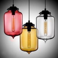 Vintage art pendant light stair long pendant light restaurant lamp table lamp lamps