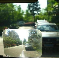 2015 New Car Styling free Shipping Transparent Large Outlook Car Side Mirror Auxiliary Reverse Film Rear View Parking Stickers
