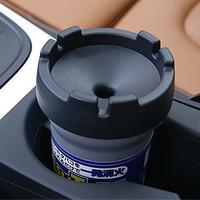 Free shipping Fashion car ashtray car ashtray car ashtray aluminum alloy box brief