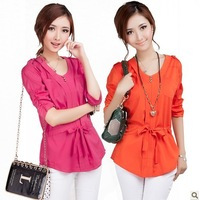2013 summer shirt elegant basic shirt ol fashionable casual short-sleeve shirt