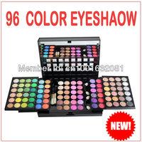 Free Shipping!! 96 Colors Warm Eye Shadow Palette Matte Eyeshadow Palette 96MP