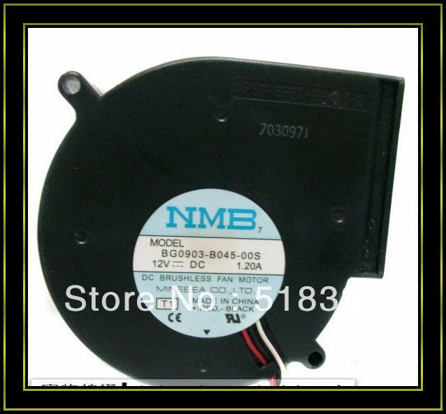 нмб охлаждение тонкий тихий вентилятор 6015