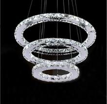 New design LED pendant light for living room dinning room bar LED ring lamp Dia 400