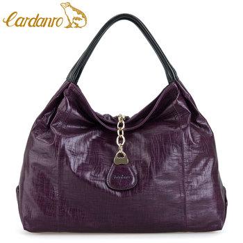 women's handbag genuine leather quality first layer of cowhide fashion comfortable one shoulder handbag messenger bag