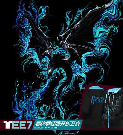 Viper Dota 1 Free shipping tee7 dotaViper Dota 1