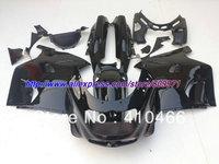 2013 new style Fairing kit for Kawasaki ZZR 1100 1993-2003  ZZR 1100D 93 94 95 96 97 98 01 02 03 ZZR1100 Complete Black