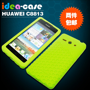 For HUAWEI c8813 mobile phone case phone case for huawei c8813 silica gel protective case cellular set
