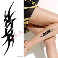 38 tattoo stickers waterproof male Women armlessly tattoo stickers ht1029