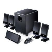 Rambled r151t 5.1 encoding audio subwoofer computer speaker computer audio
