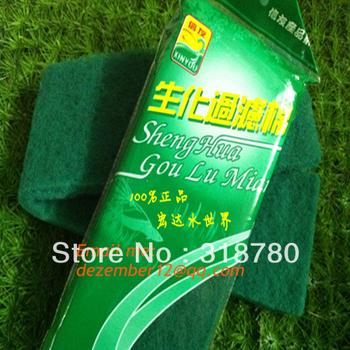 2 Layer Biochemical Pump Filter Sponge Cotton for Aquarium Salt Fresh Water Fish Tank  5 bags