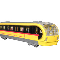 free shipping 7030 acoustooptical WARRIOR subway train toy alloy model car toy model train toy