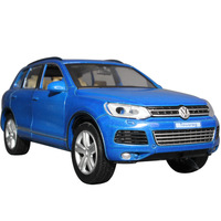 free shipping Volkswagen touareg shvw-1202 off-road vehicles sedan toy alloy car model car acoustooptical four door