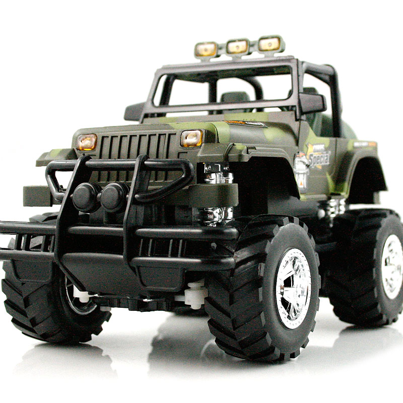 Sx remote control off-road vehicles remote control cars hummer remote control toy car model(China (Mainland))