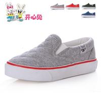 Boy girl canvas shoes high quality child canvas shoes female spring pure color cloth shoes male child canvas shoes c3578