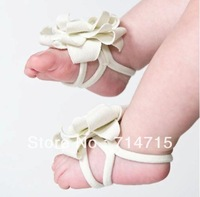13 Colors Top Baby Shoes Flower Design Baby PreWalker Infant Shoes Cotton Barefoot Sandals Hot Selling Popular