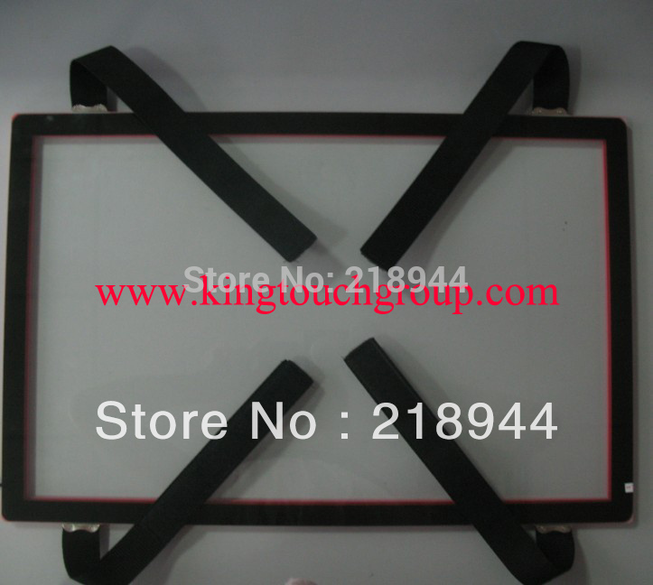 "23 Inch,( 16 : 9 ) Infrared Touch Screen Panel / 23"", ( 16 : 9 ) IR Touch Screen Overlay Kit(China (Mainland))"