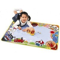 FREE SHIPPING G-m toy magic painting canvas painting blanket ultralarge 97 70cm paragraph