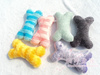 Free shipping! Bone  dog toy pillow toy bb sound pet toys 5pcs/lot