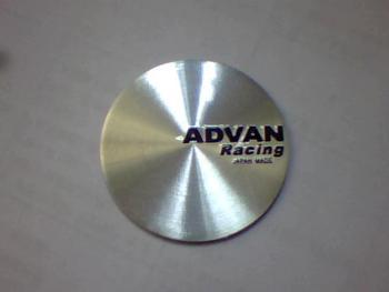 100sets/400pcs 45mm flat  wheel center cap  Sticker Wheel Center Hub Cap Badge Sticker DECAL CAR STICKR FOR Advan